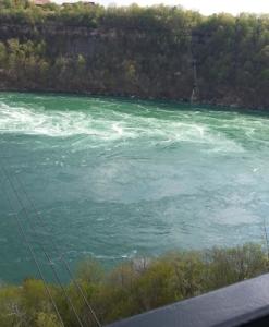 Niagara Falls Whirlpool Rapids
