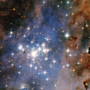 Dazzling diamonds of Trumpler 14